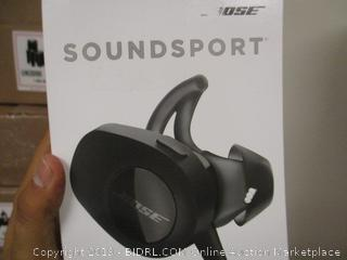 Bose SoundSport In Ear Headphones
