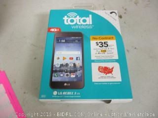 LG Rebel 3 Phone