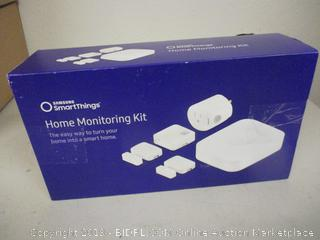 Samsung Smart Things Home Monitoring System