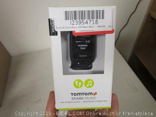 TomTom Spark Music GPS Smart Watch Sealed
