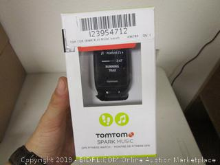 TomTom Spark Music GPS Fitness Watch Sealed
