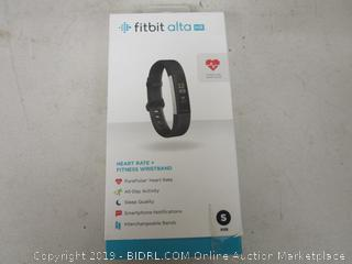 Fitbit alta Heart Rate + Fitness Wristband