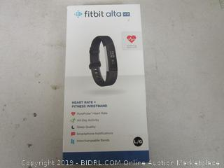 Fitbit alta Heart Rate + Fitness Wristband sealed