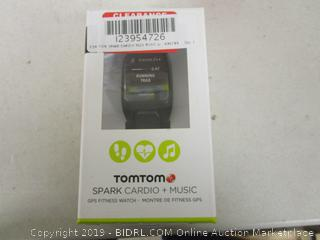 Tom Tom Spark Cardio and Music Fitness Watch