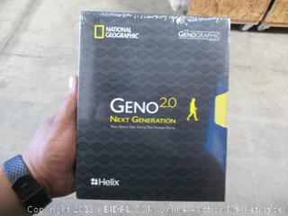 National Geographic GENO 2.0 Next Generation Helix DNA Kit