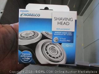 2-Philips Norelco Shaving Heads