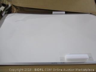 Quartet White Board Damaged