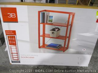 Folding and Stacking bookcase