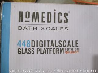 Homedics Bath Scales .