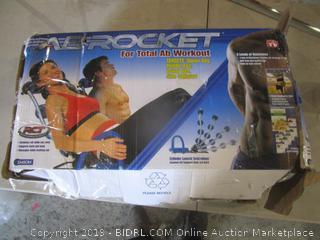 Aerocket For Total AB Workout