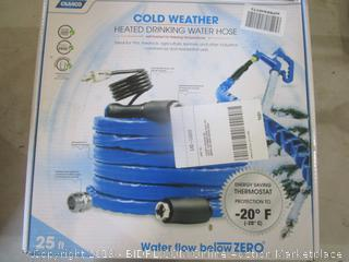 Cold Weather Heated Drinking Water Hose