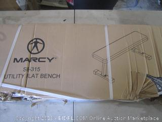 Utility Flat Bench