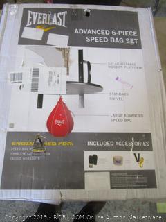 Everlast Speed Bag Set