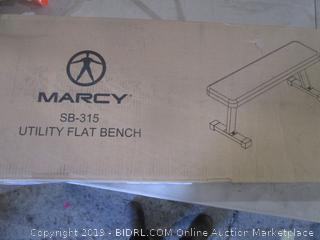 Marcy Utility Flat Bench