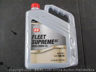 Fleet Supreme Diesel Engine Oil