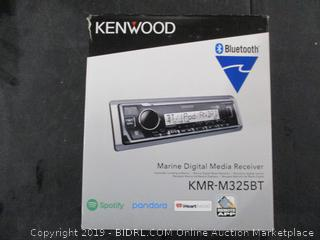 Kenwood Marine Digital Media Receiver
