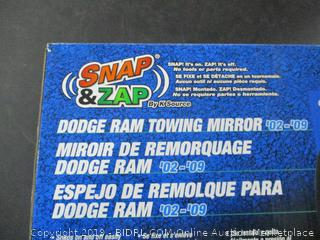 Dodge Ram Towing Mirror