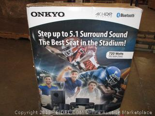 Onkyo Step up to 5.1 Surround Sound