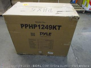 Pyle System See Pictures