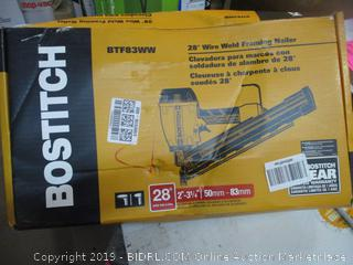 Bostitch Wire Weld Framing Nailer factory sealed