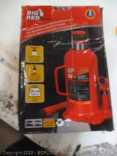 Big Red Bottle Jack