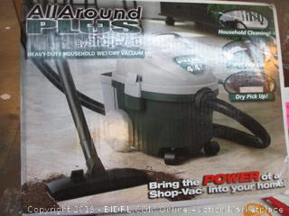 All Around Plus by Shop Vac