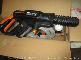 Worx Cordless Portable Power Cleaner