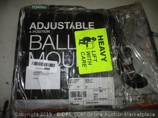 Adjustable Ball Mount