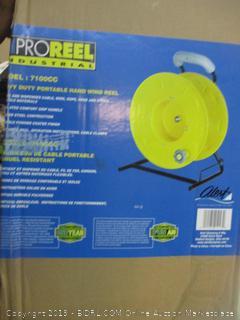 Proreel Heavy Duty Portable Hang Wind Reel