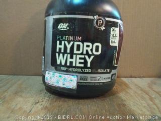 Hydro Whey