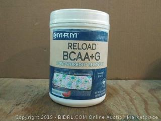 Reload BCAA+G