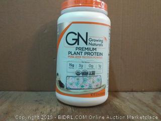 Premium Plant Protein