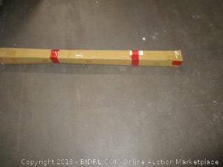 One Way Traverse Rod