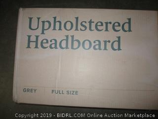 Zinus Upholstered Headboard Full