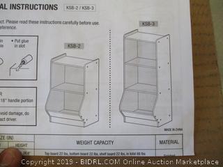IRIS STORAGE BOX FOR KIDS