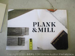 PLANK & MILL WOOD PLANKS