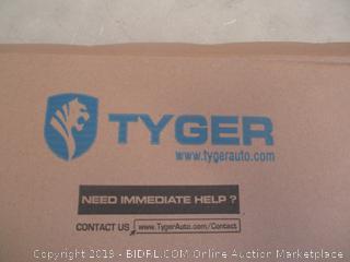 TYGER CARGO COVER