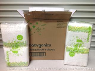 Babyganics Diapers (online $61)