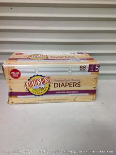 Earth's Best Diapers
