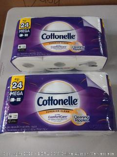 Cottenelle Tissue x 12 Double rolls