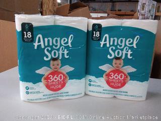 Angel Soft Rolls x 12