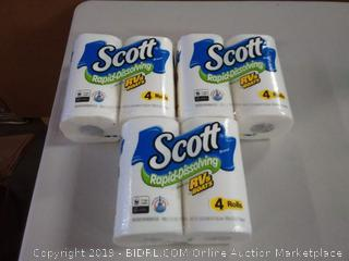 Scott Toilet Tissue - 24 Rolls