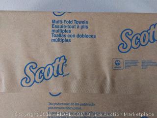 Scott Multi Fold Towels x 8 Packs