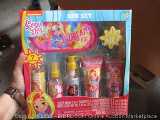 Girls Bath & Body Gift Set