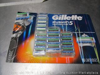 Gillette Fusion Proglide 5 Replacement Razor Cartridges