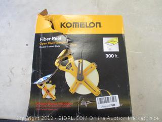 KOMELON FIBER REEL
