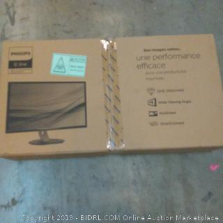 Philips B Line 32 LCD Monitor  No Power