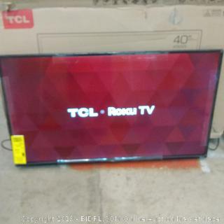 """TCL Roku Smart TV 40"""""""