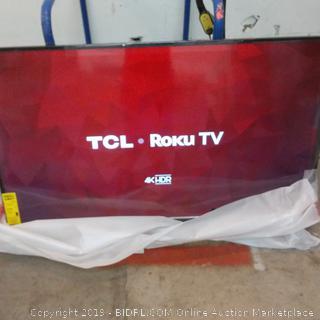 """TCL Roku TV 55""""  Smart TV"""