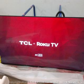 """TCL Roku TV 55"""""""